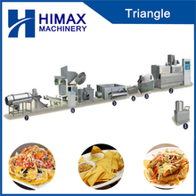 single screw high moisture tortilla chips production line