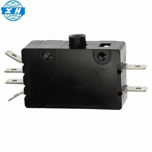 Pack of 5 SWITCH SNAP ACTION DPDT 15A 125V E19-00M