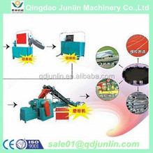 waste tyre / scrap rubber recycling machinery