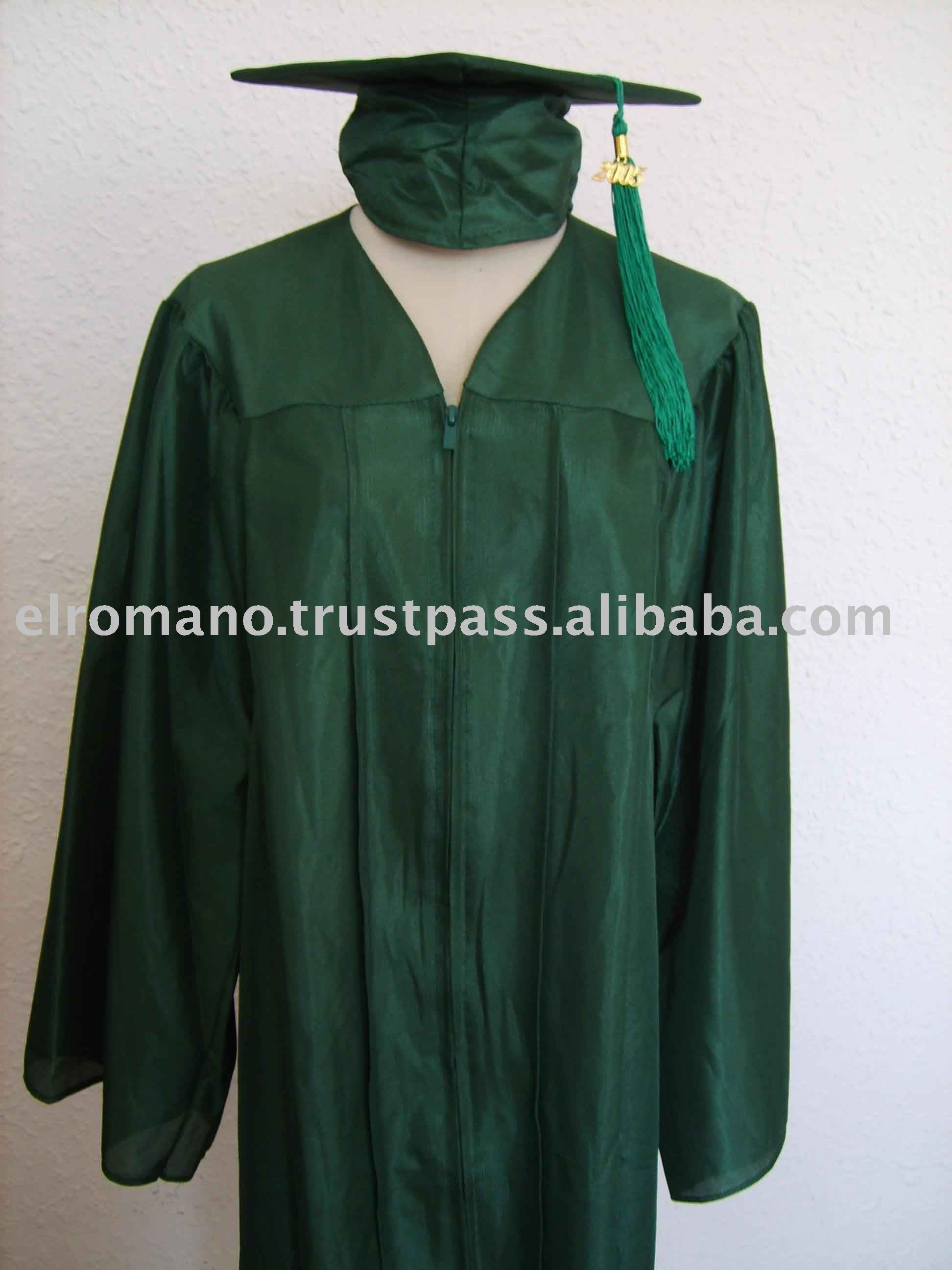 High School Graduation Gown - Buy Graduation Gown Product on Alibaba.com