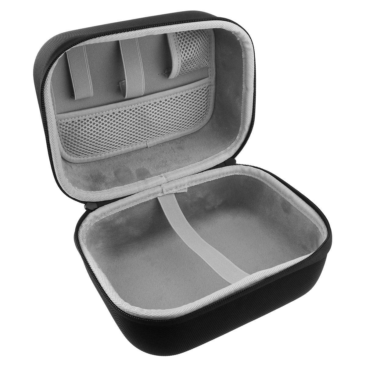 Waterproof Hard EVA Travel Case Carry Bag Protective Storage Box for Oculus Go Virtual Reality Headset and Controllers Accessories