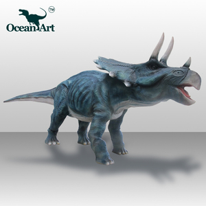 OA25804 high quality electronic triceratops dinosaur model for sale