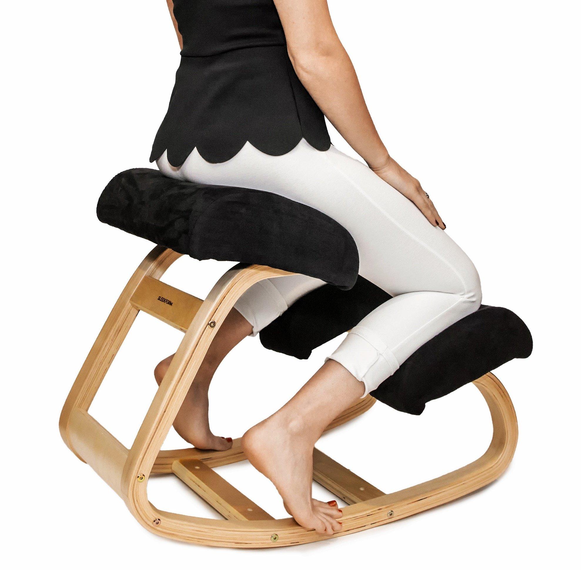 Desk Office Ergonomic Rocking Kneeling Chair Orthopaedic