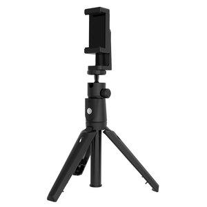 Extendable aluminum alloy monopod BT foldable tripod selfie stick with remote_HL4545