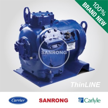 New 18-00055-20rm2 Carrier Transicold 06d Reefer Compressor For Thinline  Container Refrigeration Unit - Buy Container Refrigeration