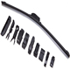 Factory car part mitsuba windshield wipers