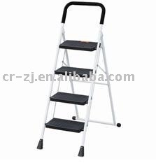 House hold use& New type &4 steel step ladder CR-YZ8005