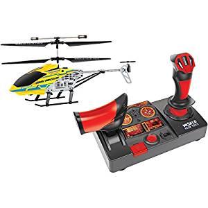 World Tech Toys 3.5CH Nano Hercules Helipilot 2.4GHz RC Helicopter (Joystick Heli)