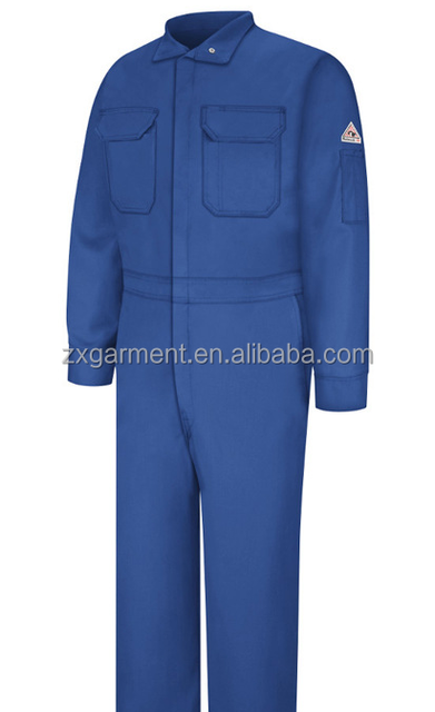 Wholesale twill workwear coverall/ factory uniform coverall /electrician coverall