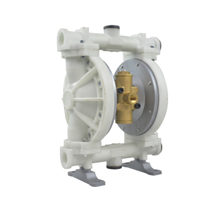 QBY Double Way Ink and Glue Pneumatic Diaphragm Pump/Pneumatic Air Diaphragm Pump/4 Inch Air Operated Micro Diaphragm Water Pump