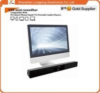 Home theater sound systems good quality soundbar/sound bar