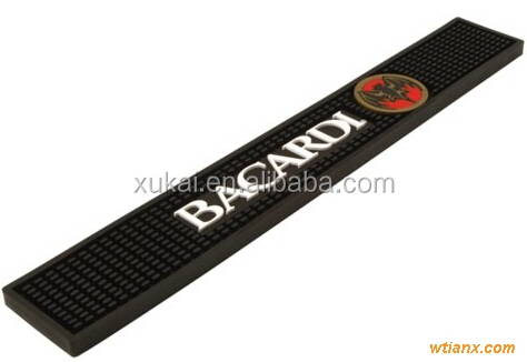 High quality PVC rubber bar drip mat