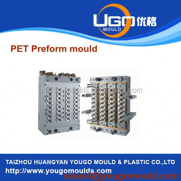 high quality Supply 10 cavity PET preform mould/mold/moulding manufacture