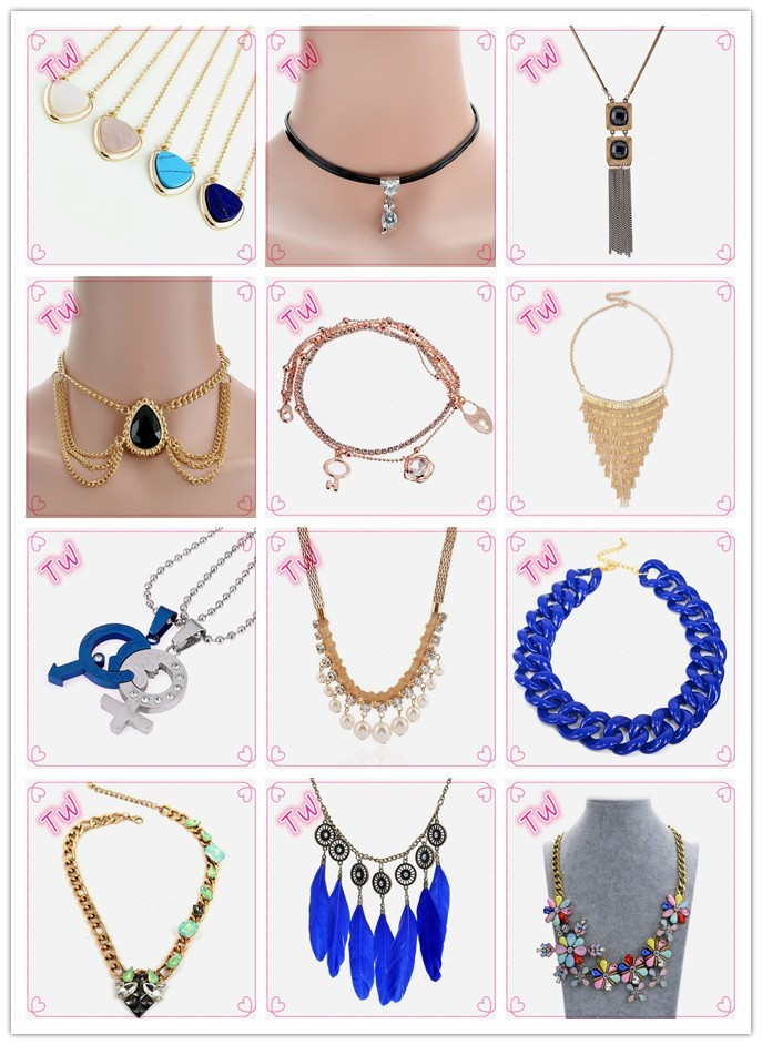 Korean Style Simple Gold Long Chain Design Pearl Necklace,Cute ...