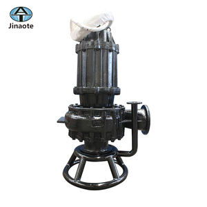 10hp submersible water pump no-clog vertical submersible slurry pumps