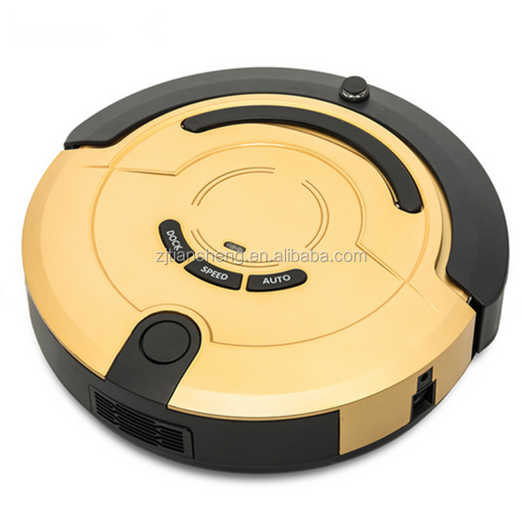 RC004-1 Portable Smart Robot Vacuum Cheaper Clearer