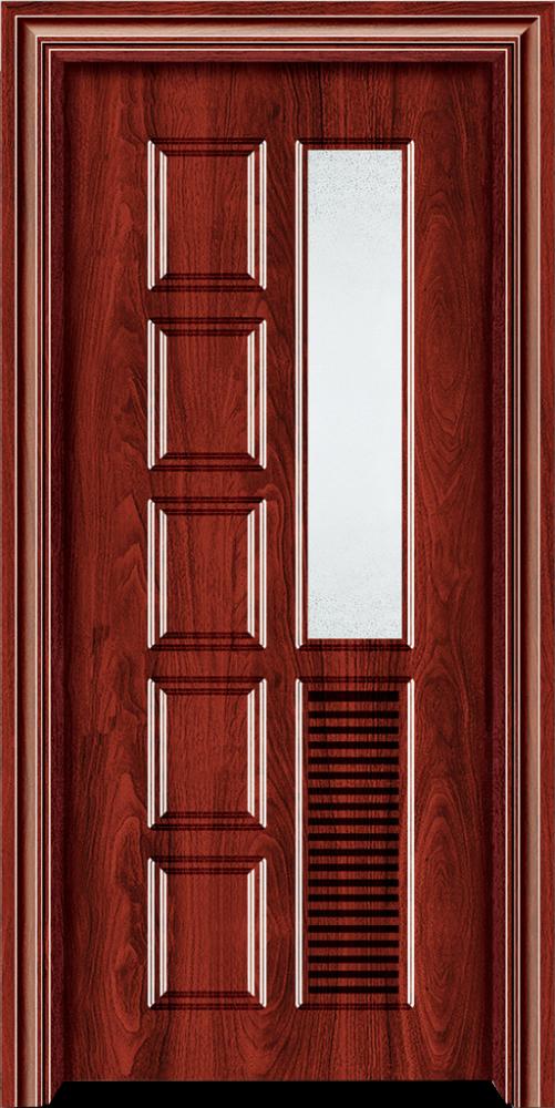 Modelo puertas de madera puerta de madera maciza para for Modelos de puertas principales