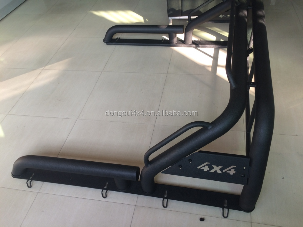 Black Steel 4x4 Roll Bar Offroad Roll Bar Sports Bar For