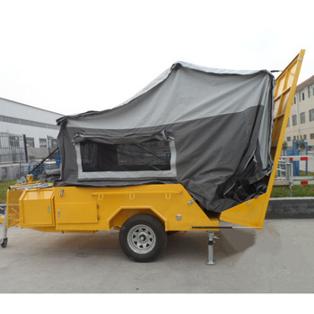 Camp Trailers For Sale >> 7x6ft Folding Caravan Camper Trailer For Sale Buy Camper Trailer Camping Trailer Folding Caravan Trailers Product On Alibaba Com