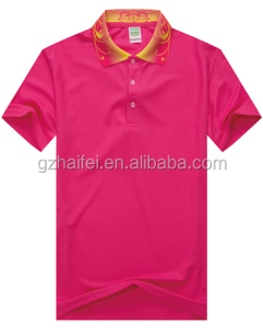 2015 Wholesale High Quality polo shirt 100% cotton Plain Sport Polo T Shirt