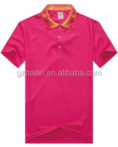 2015 Wholesale High Quality polo shirt 100% cotton Plain Sport Polo T Shirt