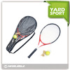 2015 New aluminum tennis racket,255g red tennis rackets,soft tennis racket