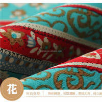 custom design high quality digital print cotton canvas fabric from china factory
