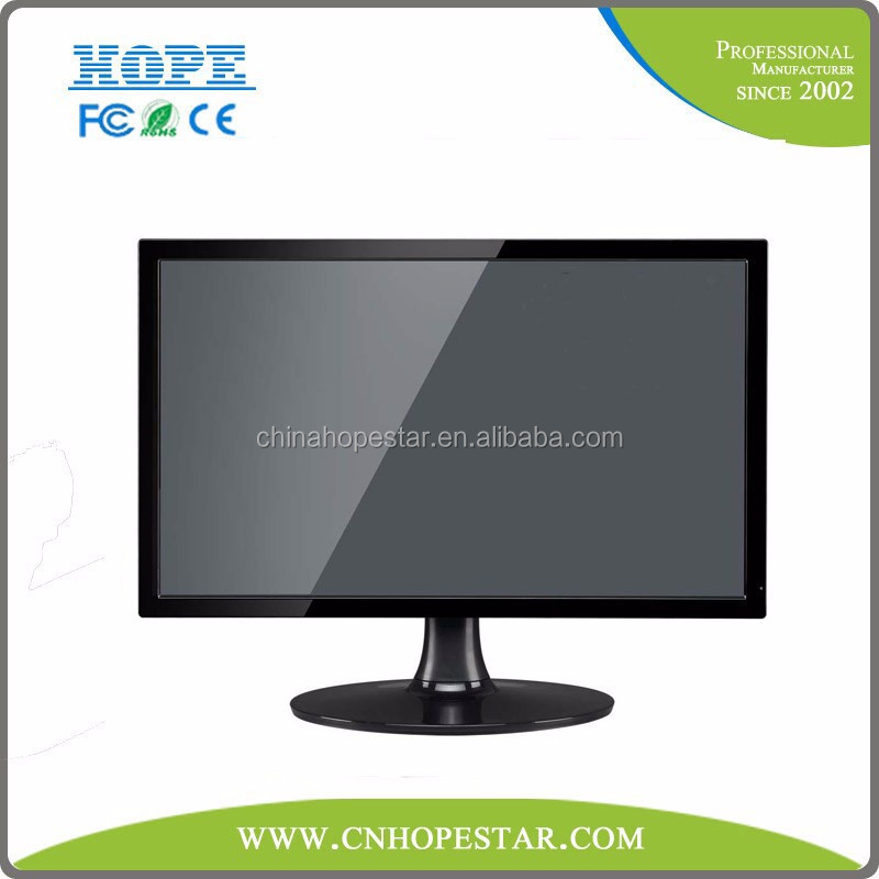 "1366x768 LED Backlight 18"" 18.5"" 19"" Inch 12V DC Powered LCD Monitor With RCA Input"