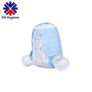 Economic Disposable Super Absorption Senior Medical Adult Diaper In China
