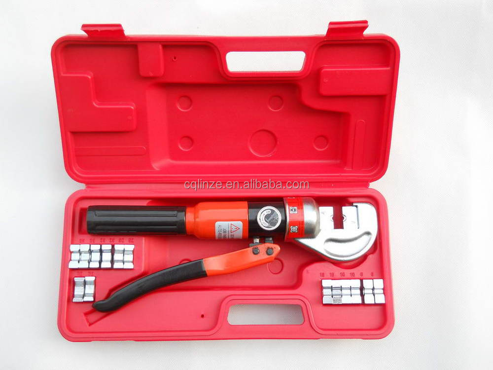 4mm-70mm 5 Ton Force Hydraulic Hand Wire Crimping Tools Cable ...