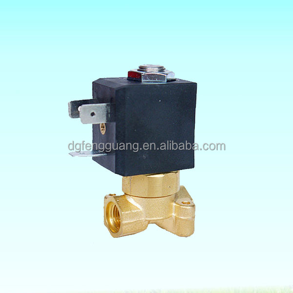 Air compressor parts <strong>220</strong> <strong>V</strong> 3/2 way solenoid valve used on 50 hp screw air compressor