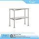 Heavy duty Metal Work Bench Work Bench Stainless Steel Folding Table