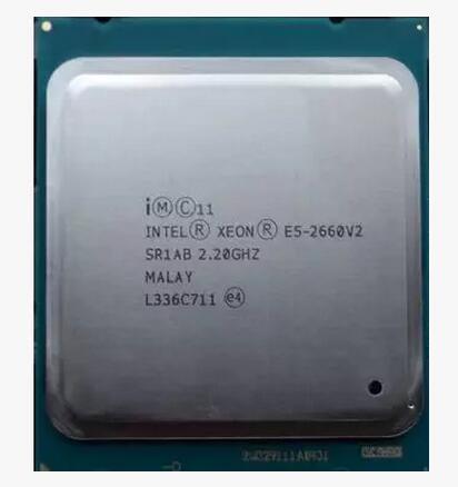 SR1A6 INTEL XEON E5-2680V2 10 CORE 2.80 GHz 25M 8 GT//s 115W PROCESSOR GRADE A