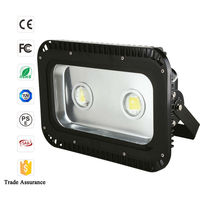 hot sell outdoor 120w high power coloured led floodlight with CE Rohs