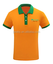 uniform work wear custom embroided polo shirts for men and women