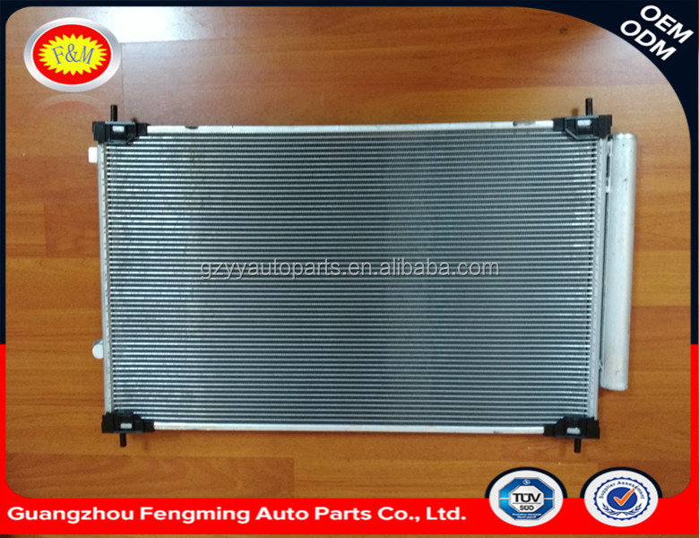Auto parts Parallel Flow Condenser OEM 88450-02440 For Corol(ZRE18_)