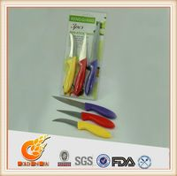 ceramic knives set/6
