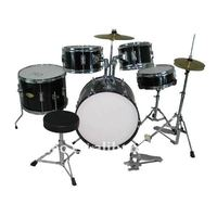 The 5 Piece Professional Junior Drum set