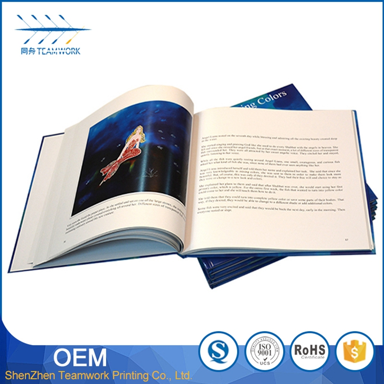 Guangdong childrens book on demand printing