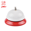 Cheap price hot high quality metal durable hotel counter reception restaurant table calling waiter bells