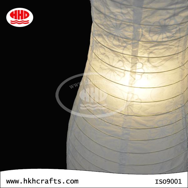 Innenbeleuchtung Flasche Geformt Design Papier Lampenschirme Fur