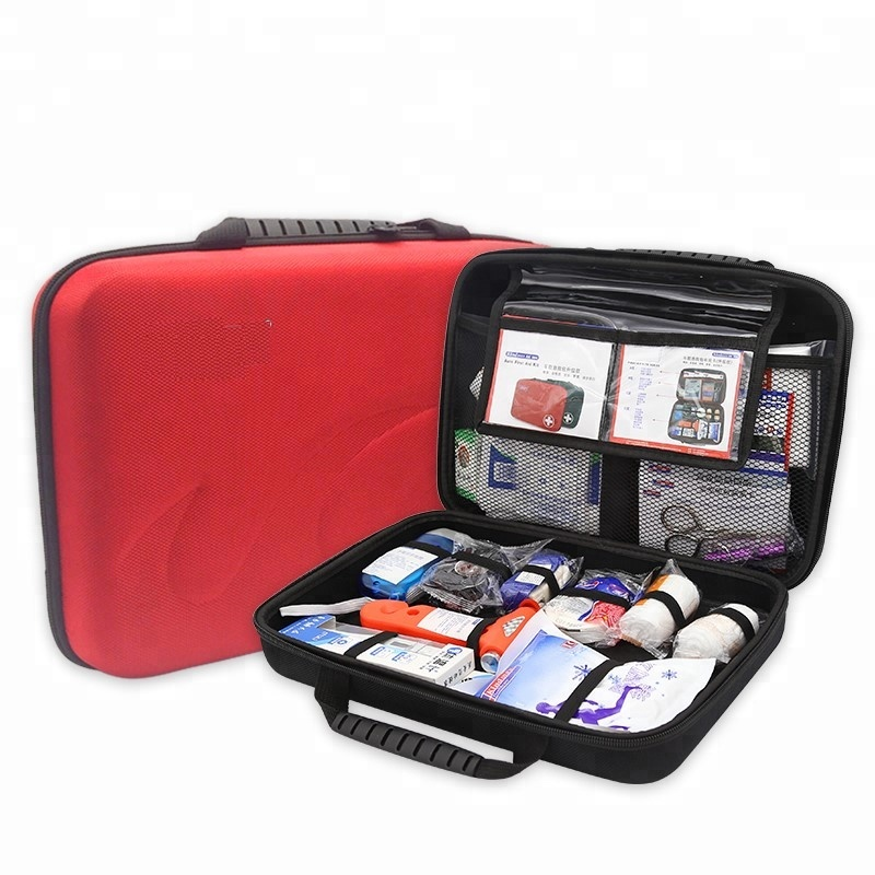 Outdoor homecare first aid kit travel emergency first aid kit