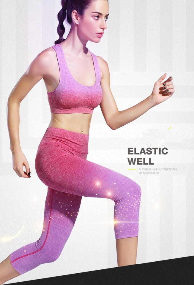 Manufacturers-woman-girl-sport-seamless-bra-active