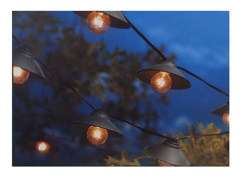 Smith & Hawken Indoor/Outdoor String Lights - 10 Count Open Lamp by Smith & Hawken