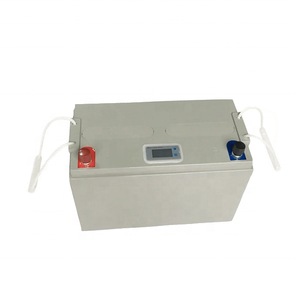 12V 100AH LiFePO4 Battery Pack Lithium Battery Manufacture for Solar/RV/Yacht/Boat/UPS/Robot