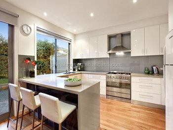 Modern MDF Kitchen Pantry Cabinet/ Kitchen Design Cupboards