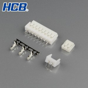 EH IATF16949 pa66 male female amp 7 pin connector