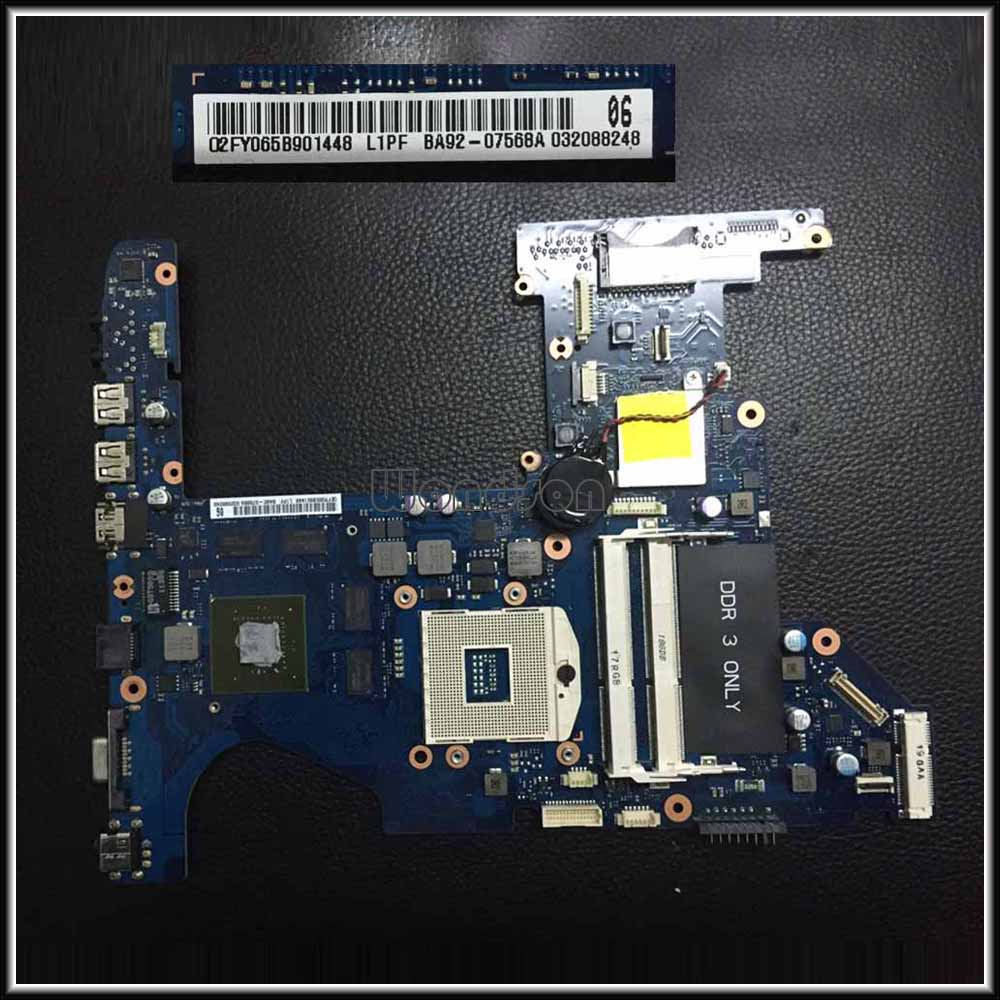 For Samsung RF511 RV511 BA92-07568A Laptop Motherboard Fully Tetsted