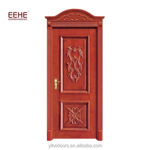 Turkish wooden door cheapest price in china