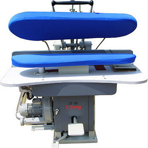 commercial laundry ironing equipment flat iron for clothes garment industrial steam iron